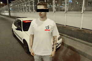 No Good Racing Hand JDM T-Shirt Kanjo Merch Cloth Loop One Mask Kanjozoku Shark