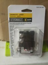 Qty 4 Everbilt Water Heater Thermostat Lower TOD, 240V 1000042068