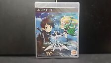 (ASIA ENGLISH VERSION) PS3 Sword Art Online Lost Song SAO (Brand New)