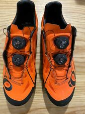 PEARL IZUMI MEN'S X-PROJECT 1.0 MTB SHOES SCREAMING ORANGE/BLACK EU: 43, US: 9.5