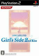 Usé PS2 PLAYSTATION 2 Tokimeki Mémorial Fille Côté 2nd Bisou 28437 Japon Import
