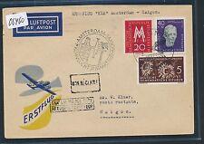 06460) KLM FF Amsterdam - Saigon 31.3.59, SoU ab DDR