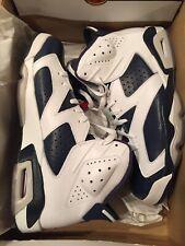 Jordan 6 Olympic Size 12