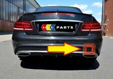 NEW GENUINE MERCEDES MB E COUPE W207 AMG STYLE REAR BUMPER TOW HOOK EYE COVER