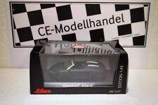 Audi R8 Spyder • Concept Black • Schuco • 1:43