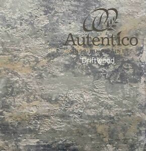 Autentico Driftwood Powder for a Layered Textured Finish 250 ml