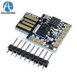 5pcs Digispark Kickstarter ATTINY85 Arduino General Micro USB Development Board