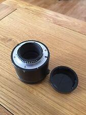 Nikon TC-20E II 2x AF-S, AF-I Téléconvertisseur