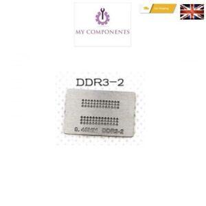 Ddr3 -2 Universal Schablone Vorlage BGA 0.45m Kugeln DDR 3-2