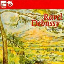 Ravel/Debussy: Melodies, New Music