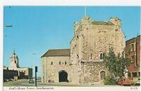 Gods House Tower Southampton Hampshire Postcard 233a