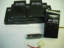 DT-327A 2.5/3.5 DRIVE SATA TO ATA IDE CONVERTER CONNECTOR (SET OF 10) NEW IN BOX