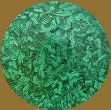 """30"""" green marble table top dining coffee inlay malachite room home G111"""