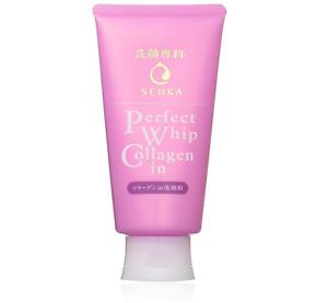 Shiseido Senka Perfect Whip Collagen in 120g Facial CleanserJAPAN Import