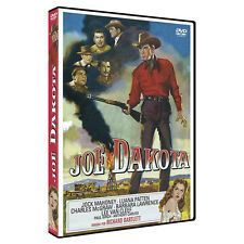 JOE DAKOTA (1957) **Dvd R2** Jock Mahoney Luana Patten