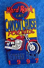 Newport Plage Canyon Cruise pour Enfants Moteur Cycle Vélo 1997 Hard Rocher Café