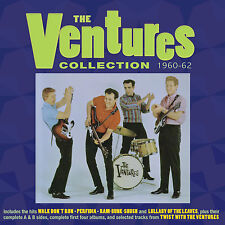 THE VENTURES New Sealed As & Bs 1960 - 62 64 SONG 2 CD SET