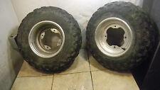 yamaha banshee blaster warrior raptor yfz 450 660 700 350 200 tires wheels