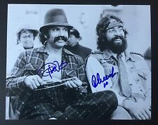 CHEECH AND CHONG Signed Autographed 8x10 PHOTO TOMMY Marin EXACT Proof CLASSIC