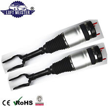 Front Pair Air Suspension Shock Absorber for Jeep Grand Cherokee WK2 2011-2016