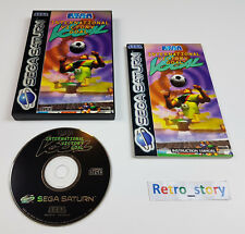 SEGA Saturn International Victory Goal PAL