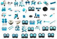 Blue Alum DIY Parts For RC 1:18 WLtoys A959 A969 A979 K929 Off-road Upgrade Part