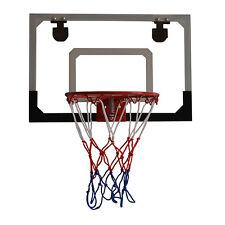 Mini Hoop Backboard Net Set with Basketball Indoor Outdoor Game Toy Kids Gift
