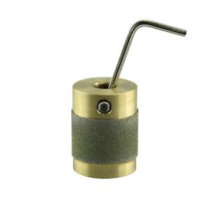 "1"" Diameter Standard Diamond Grinder Copper Bit f Stained Glass Grinding Machine"