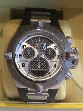 INVICTA 16308 - 50mm RESERVE SUBAQUA NOMA IV TWISTED METAL SWISS MADE WATCH!