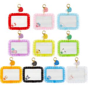 Sanrio New L Size Photo Holder Frame Charm Keychain Cinnamoroll/Melody/Kuromi
