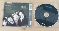 METALLICA The Unforgiven UK CD Single Limited 1991 3 Track Vertigo METCD8