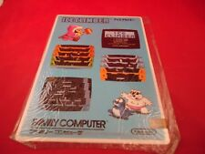 Ice Climber Nintendo NES Famicom RARE Promotional Plastic Display Japan Promo