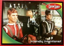 CAPTAIN SCARLET - Card #3 - Friendly Intentions? - Cards Inc. 2001