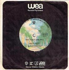 """SHAUN CASSIDY - THAT'S ROCK AND ROLL - 7"""" 45 VINYL RECORD - 1976"""