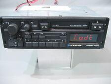 Autoradio Blaupunkt Friburgo SQR 39 AR (121) codice in cassetta >