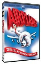 "Airplane (DVD, 2005, ""Dont Call Me Shirley"" Edition/ Widescreen)"