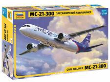 ZVEZDA 7033 CIVIL AIRLINER MC-21-300 SCALE MODEL KIT 1/144