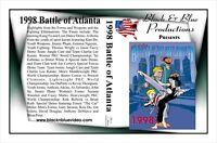 1998 Battle of Atlanta Karate Tournament DVD 2 hours