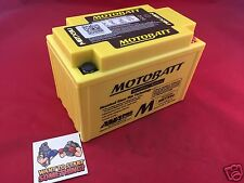 NEW AGM MBTX9U Motobatt MBTX9U 10.5Ah Battery ATV Scooter Motorcycle