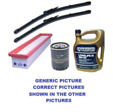 Oil,Air,Filters,Wipers Service Kit B8 Audi A4 Allroad 2.0 TFSI quattro Petrol