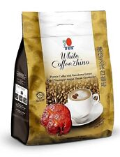 1 Pack DXN White Coffee Zhino Ganoderma Cappuccino Lingzhi Reishi Instant Cafe