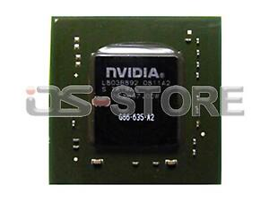 New nVidia G86-635-A2 DC:2010+ 9300M GS Graphics GeForce GPU BGA Chipset IC