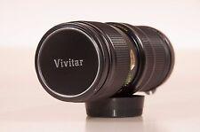 --Excellent-- Vivitar 75-205mm f:3,8 zoom/close focus in Nikon F mount