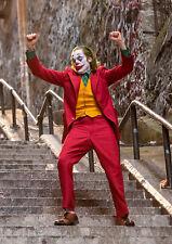JOKER Poster Joaquin Phoenix DC Comics Movie NEW 2019, FREE P+P CHOOSE YOUR SIZE