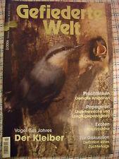 Gefiederte Welt Magazin Ausgabe Nr.2 / 2006
