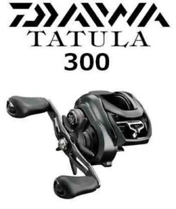 Daiwa Tatula 300XS Right Hand 8.1:1 - BRAND NEW - JUST RELEASED!!