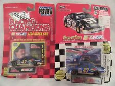 #47 Jeff Fuller Set Of 2 1995 and 1996 Preview 1/64 Diecast