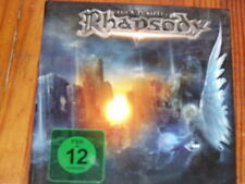 CD+DVD bonus  Rhapsody Ascending to Infinity