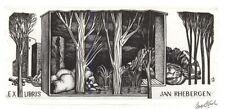 Ex Libris Lou Strik : Opus 136, Jan Rhebergen
