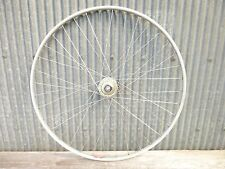 NJS Track Front Wheel, SUNTOUR Hub, ARAYA WORLD CHAMPION Rim
